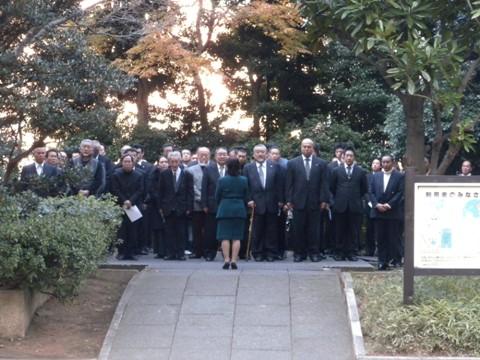 2009.12.23追悼式