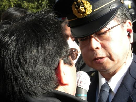 2010.1.10池袋警察署