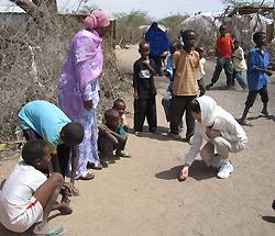 ソマリランドのアグネスチャン