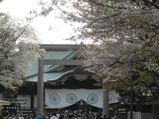 2010.4.11靖国神社