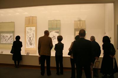 愛知県美術館,展覧会「小川芋銭と珊瑚(さんご)会の画家たち」