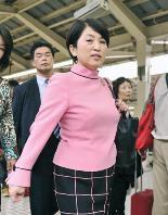福島党首ら社民執行部、連立離脱を示唆 「離脱が筋」