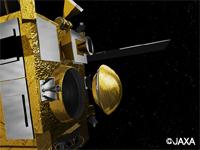 地球突入の3時間前、地球から約6万kmでカプセルを分離する