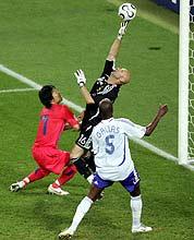 2006年ドイツW杯韓国-フランス