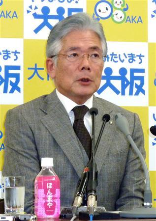大阪の平松邦夫市長