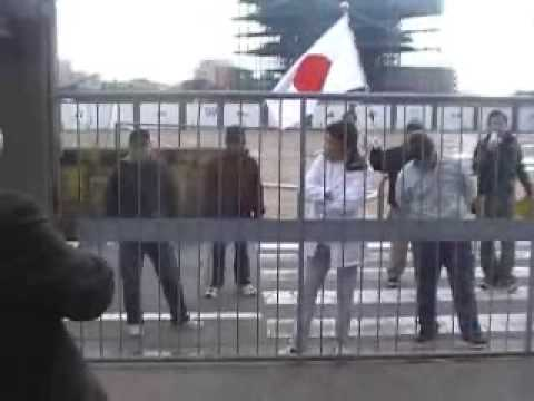 2009年12月4日、在特会は京都市の「児童公園」を約50年間不法占拠していた京都朝鮮第一初級学校にサッカーゴールなどの撤去を要求したが、朝鮮学校は門を開けなかった。