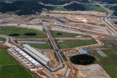 8月30日の韓国インターナショナルサーキット