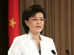姜瑜・外交部報道官