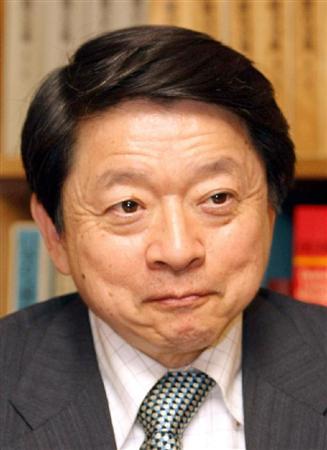朝鮮半島工作員で前鳥取県知事の片山善博