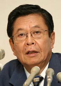 税金泥棒の第23代但木(ただき)敬一検事総長