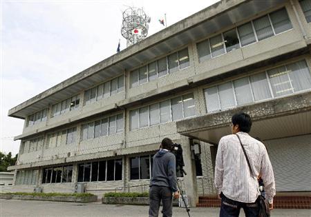 石垣海上保安部が入る庁舎