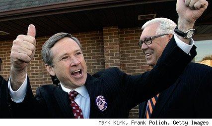 Mark Kirkマーク・カーク