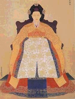 朝鮮民衆に塗炭の苦しみを強いた極悪人の閔妃(ミンビ)