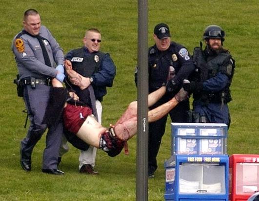 バージニア工科大学で銃乱射事件2007年4月16日