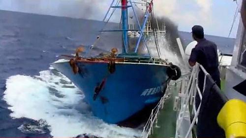 「ユーチューブ」に流れた尖閣諸島沖での中国漁船衝突事件のビデオ映像