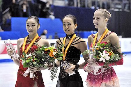 2008年12月にソウルで行われたフィギュアスケート・グランプリファイナル