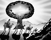 支那はシルクロードで何十回も核兵器を使用している・高田純