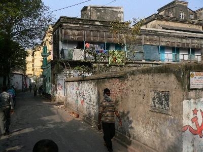 マザー・テレサの家(インド)