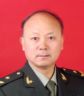 朱成虎少将