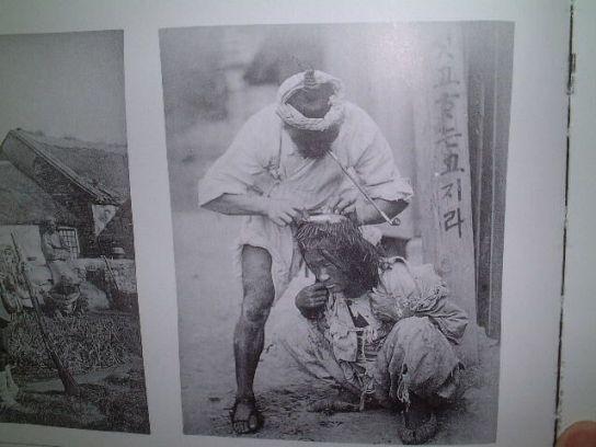 日韓併合前の朝鮮人の豚犬的生活