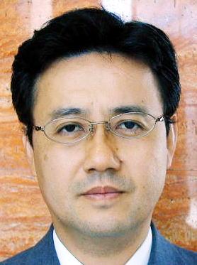 山田吉彦 当時は日本財団(日本船舶振興会)チームリーダー、現在は東海大学の教授 山田吉彦