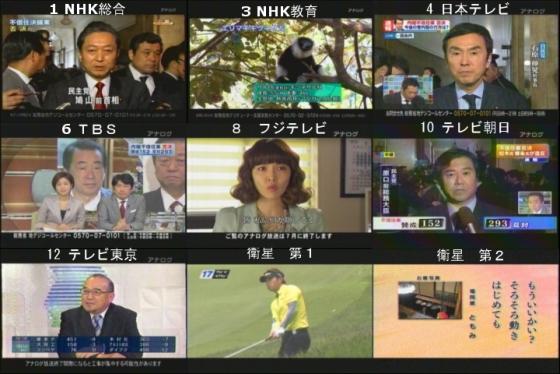 フジテレビだけが内閣不信任決議案の採決を放送せずに韓国ドラマを放送し続けた