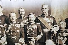 小松宮殿下に随行し、英国王EdwardⅦ戴冠式に渡英した柴五郎