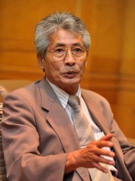日本「リングコストレイディング」の広常良雄(69)会長