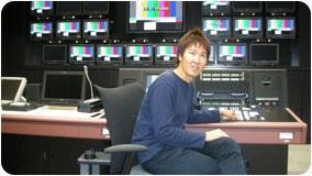 イケパラ制作スタッフの一人、金井紘