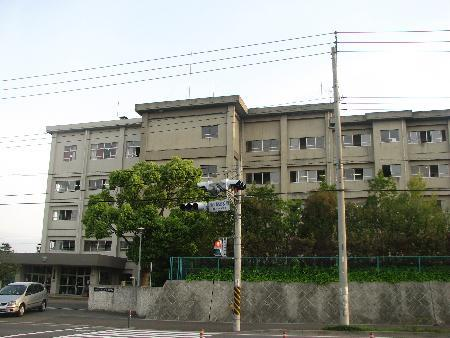 神奈川県立市ヶ尾高等学校