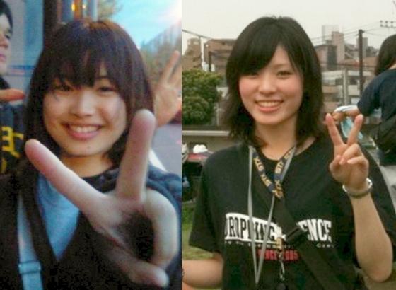 左: 前田紗季 右: 河合恵梨子  2人の名前が 「マンデー8/21号」 の表紙にアリ!!