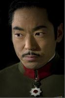 香川照之は、南京大虐殺を描いた反日映画『ジョン・ラーベ』において朝香宮鳩彦親王役で出演