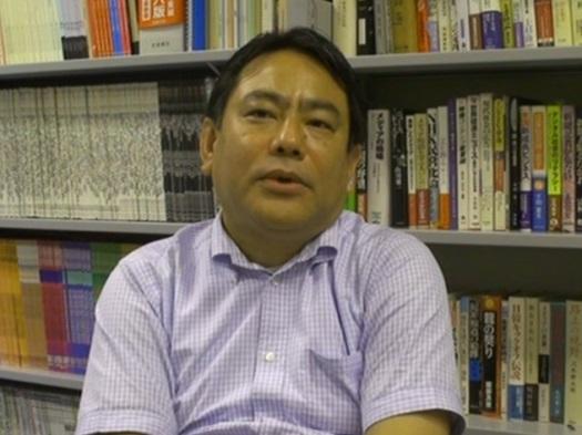 砂川浩慶立教大学准教授(メディア論)