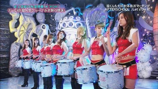 ) 福くんにまで無理やり韓国押しさせたが、視聴率が前回放送より4.2%も暴落したフジテレビ『HEY!HEY!HEY!』K-POP大特集「史上空前の社会現象『K-POOP』テレビ初超人気グループが奇跡の競演!」