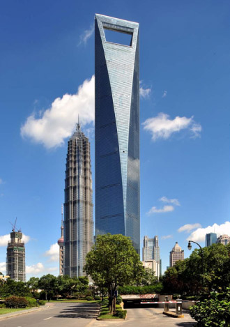 上海環球金融中心 森ビル