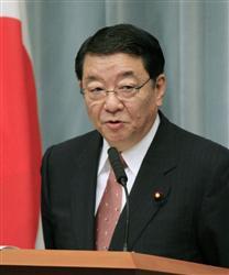 藤村修官房長官は24日、「前原氏の発言を重く受け止めている。外交交渉というのは常にそういうことがあると受け止めている」と述べ、交渉参加後も離脱は可能だとの認識を示した