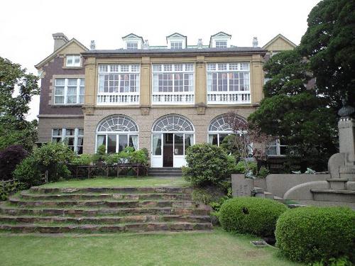 アグネス・チャンの豪邸