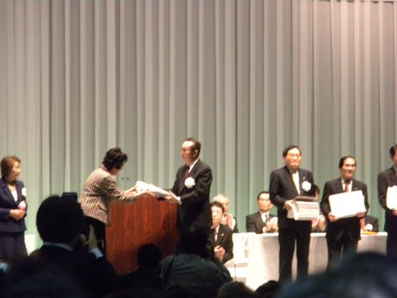 2010.3.20夫婦別姓に反対し家族の絆を守る国民大会