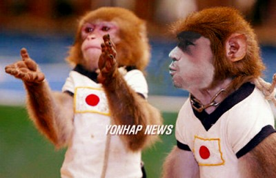 チローを【「日本猿」SuzukiIchiro】