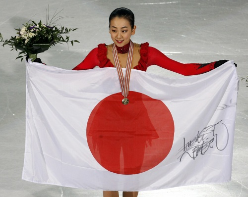 2010.3.27女子フィギュア世界選手権 浅田真央