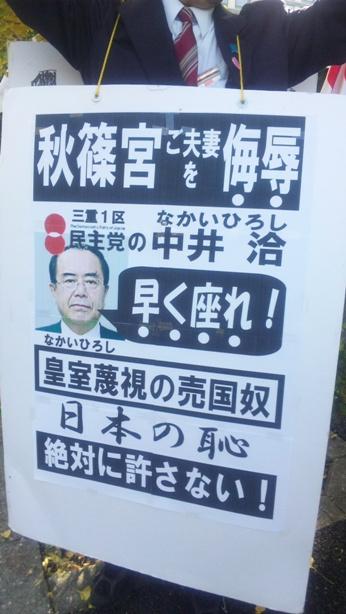2010.12.1菅政権打倒国民大行進