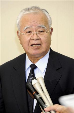 米倉経団連会長