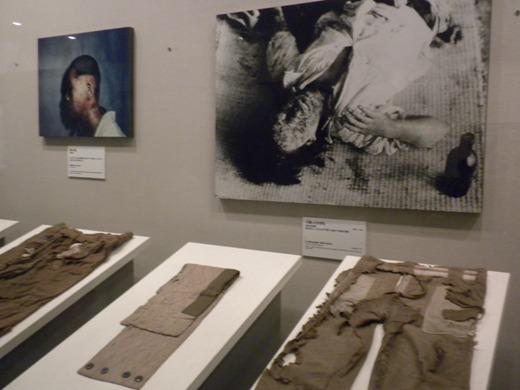 「広島平和記念資料館」(広島原爆資料館)