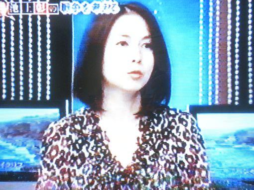 2010.8.15池上彰の戦争を考えるSPの麻木久仁子