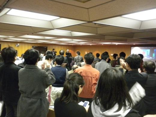 2010.12.1菅政権打倒国民大集会