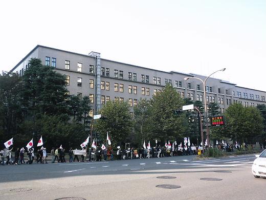 2011.10.29TPP大反対デモパレード