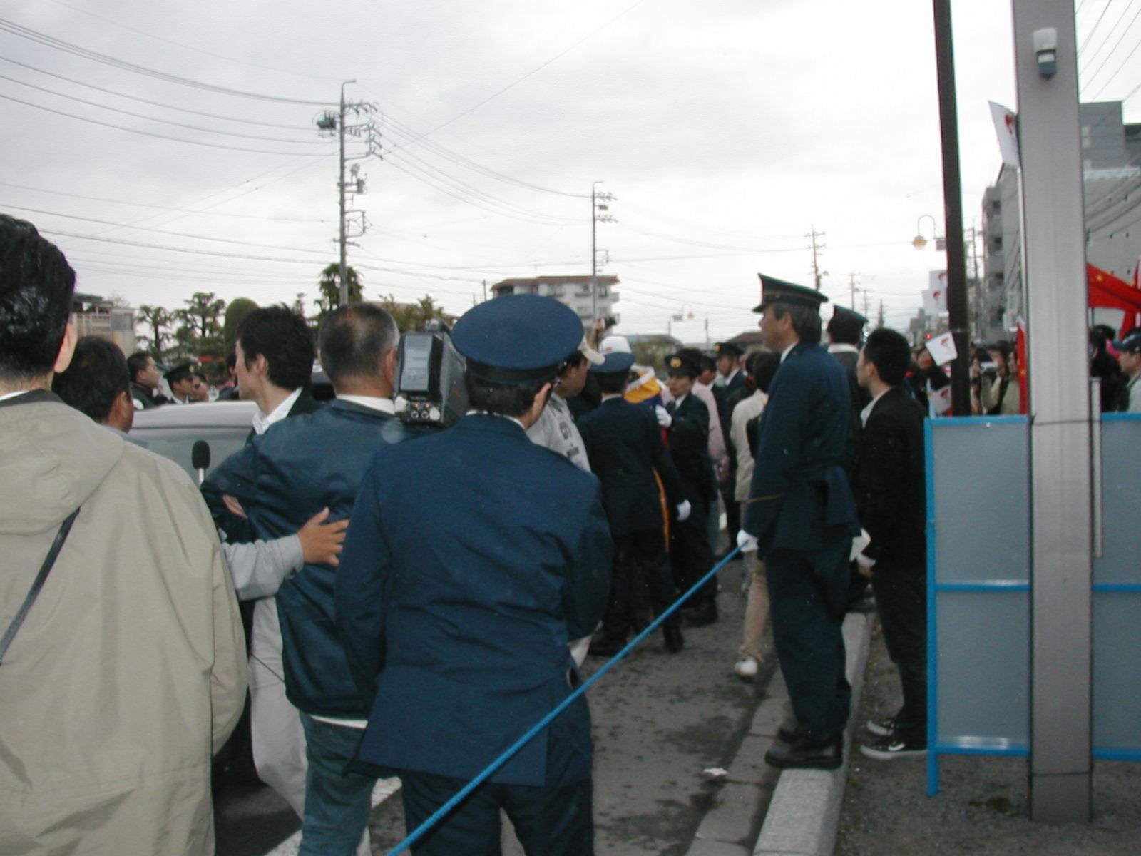 08.4.26長野聖火リレー