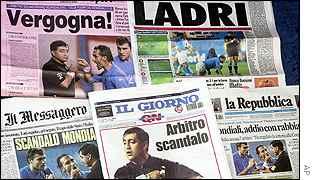 2002年日韓共催W杯では韓国が審判を買収し、不正判定乱発