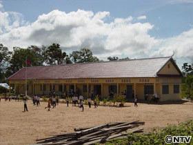 カンボジア学校建設プロジェクト