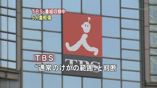 TBS怪我